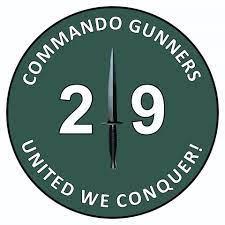 29 Commanders Regt Logo